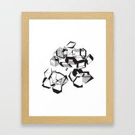 Some Like It Sweet Framed Art Print