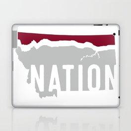 Griz Nation (Hi-Line Nation) Laptop & iPad Skin