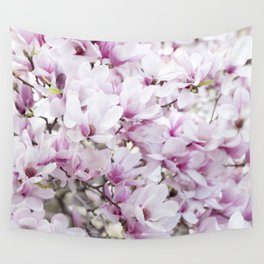 Blossoms II Wall Tapestry