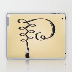 Alphabet P Laptop & iPad Skin