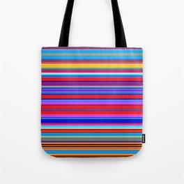 Stripes-001 Tote Bag