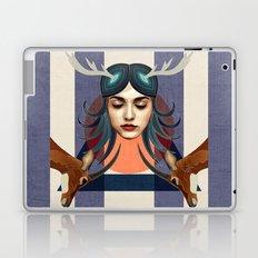 Antelope Girl Laptop & iPad Skin