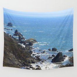 Coast Line Wall Tapestry