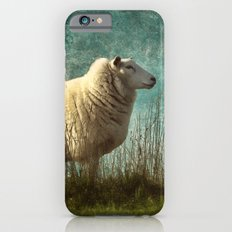 Vintage Sheep Slim Case iPhone 6