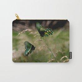Swallowtail Butterflies Carry-All Pouch