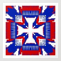 Colors of a Nation Art Print