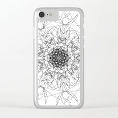 mandala - muse 3 Clear iPhone Case