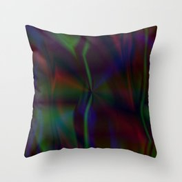 A product with a beautiful dark and light gradation like smoke! Throw Pillow
