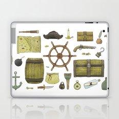 Pirated Laptop & iPad Skin