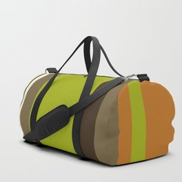 Untitled 2018, No. 7 (Forest Palette I) Duffle Bag