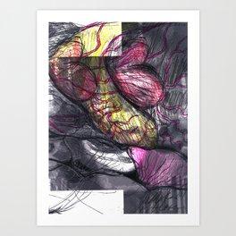 Vuelvo a mí XIV Art Print