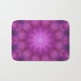 Lacy and Bright Bath Mat
