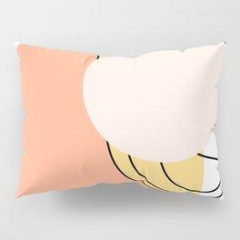 Minimalist print Pillow Sham