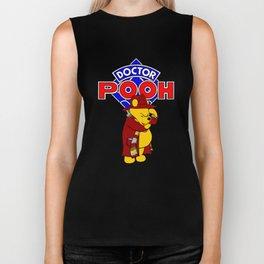 Doctor Pooh Biker Tank
