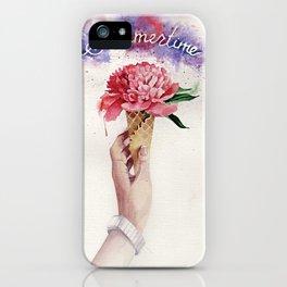 fresh summer iPhone Case