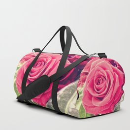 Kissed By The Sun Duffle Bag
