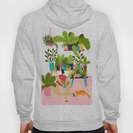 Love Plants Hoody