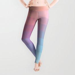 Lumen, Pink and Lilac Light Leggings