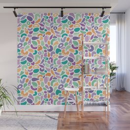 Spring Bliss - pattern Wall Mural