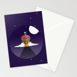 She only wants his love Stationery Cards