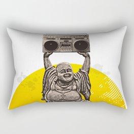 Buddha Funk Rectangular Pillow