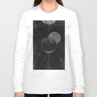 universe Long Sleeve T-shirts featuring Universe by jrteerayut