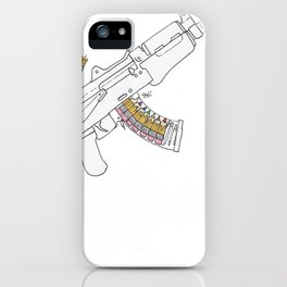 Art47 iPhone Case