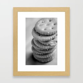 Snack Time Framed Art Print