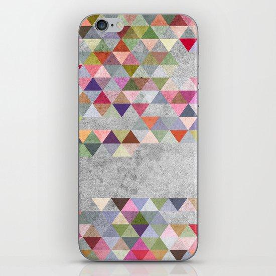 Colorful 1 iPhone & iPod Skin