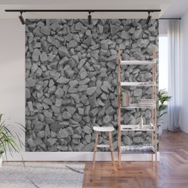 Stone Pile Wall Mural
