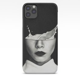 Liquid beauty iPhone Case