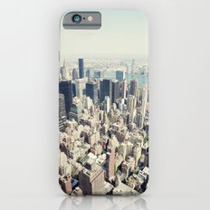 Manhattan from up high Slim Case iPhone 6s