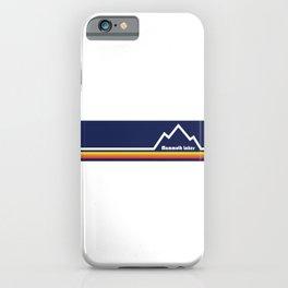 Mammoth Lakes, California iPhone Case