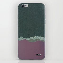 SURFACE #4 // CASTLE iPhone Skin