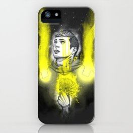 east is up, cover me iPhone Case