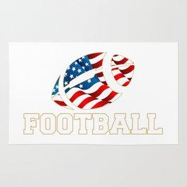 Football Nation Rug