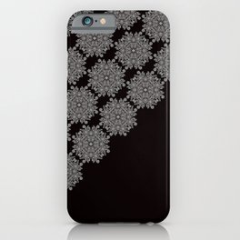 Laced up iPhone Case
