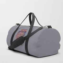 Let's go to the gym Duffle Bag