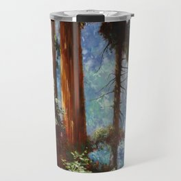 The Forrest Through the Trees Travel Mug