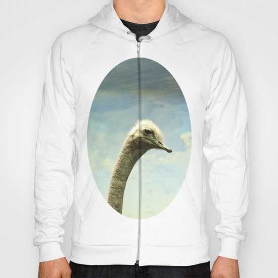 Hello, said the Ostrich Hoody