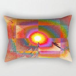 Flannel Rectangular Pillow