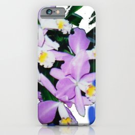 ORCHIDS that I love.                                         by Kay Lipton iPhone Case