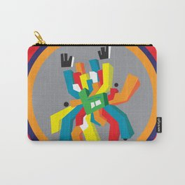 hands up guy Carry-All Pouch