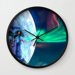 The Lightkeeper Wall Clock