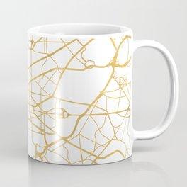 WASHINGTON D.C. DISTRICT OF COLUMBIA CITY STREET MAP ART Coffee Mug