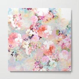 Love of a Flower Metal Print