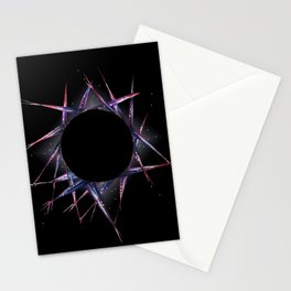 Crystallization Stationery Cards