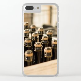 Bottling Valetta Clear iPhone Case