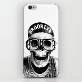 Mars Blackmon iPhone Skin