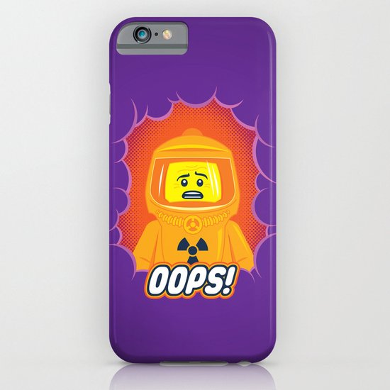 Oops! iPhone & iPod Case
